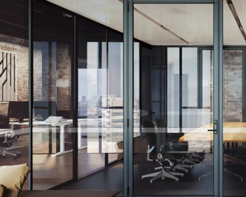 Aluminium and Doors - Upper Interiors